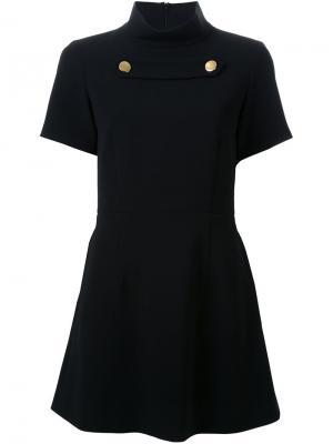Платье Shrimpton Macgraw. Цвет: чёрный