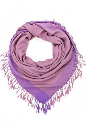 Палантин Fete. Цвет: фиолетовый