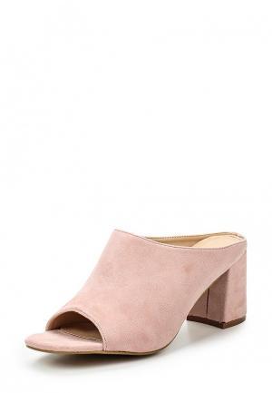 Сабо Catisa. Цвет: розовый