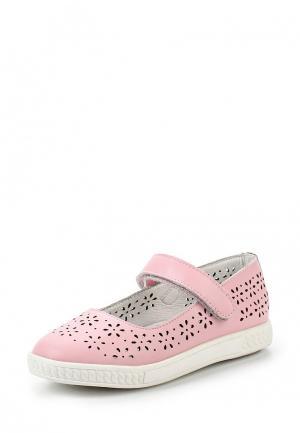 Туфли Betsy Princess. Цвет: розовый