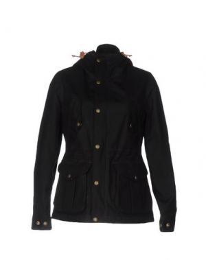 Куртка CONTE OF FLORENCE. Цвет: черный
