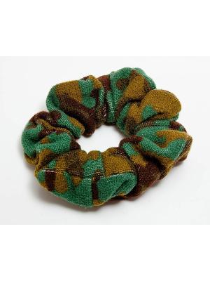 Заколка Kameo-bis. Цвет: зеленый, коричневый