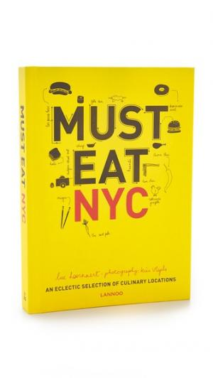 Must Eat NYC Books with Style