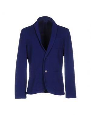 Пиджак REPORTER. Цвет: ярко-синий