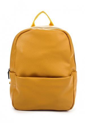 Рюкзак Ors Oro. Цвет: желтый