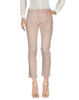Повседневные брюки CAFèNOIR. Цвет: бежевый