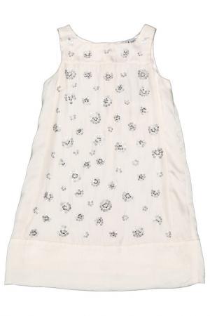 Платье Dino e Lucia. Цвет: белый