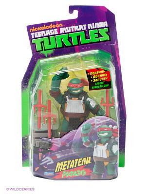 Фигурка Черепашки Ниндзя Playmates toys. Цвет: красный, зеленый