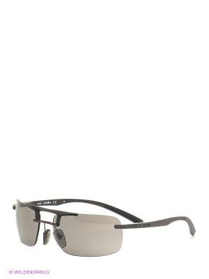 Солнцезащитные очки RH 759 02 Zerorh. Цвет: коричневый