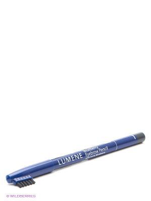 Контурный карандаш для бровей Lumene Blueberry  №1 Серо-черный, 1,1 гр. Цвет: черный