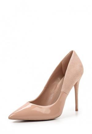 Туфли Aldo. Цвет: розовый