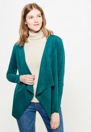 Жакет Top Secret. Цвет: зеленый