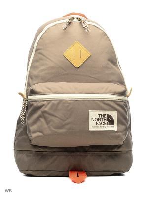 Рюкзак BERKELEY The North Face. Цвет: коричневый
