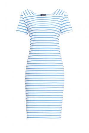 Трикотажное платье Tolede II 5527 Saint James. Цвет: разноцветный