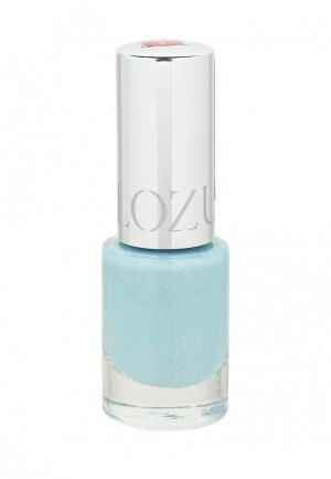 Лак Yllozure. Цвет: голубой