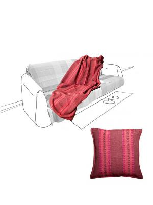 Комплект ARLONI. Цвет: розовый