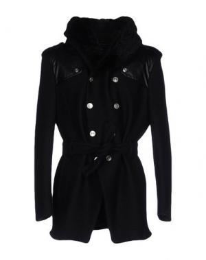 Пальто BAD SPIRIT. Цвет: черный