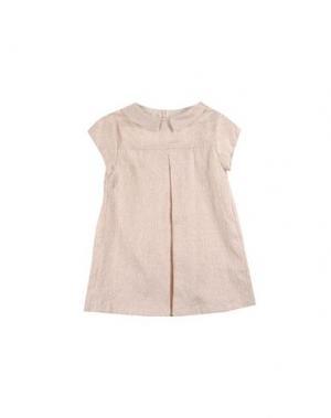 Платье MORLEY. Цвет: светло-розовый
