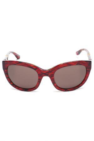 Очки солнцезащитные Missoni2. Цвет: бордовый