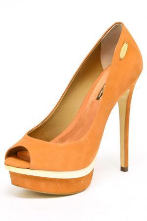 Туфли Dumond. Цвет: коричневый