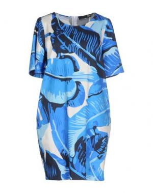 Короткое платье 28.5. Цвет: синий