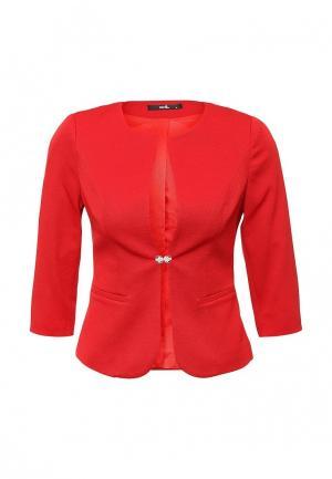 Жакет adL. Цвет: красный