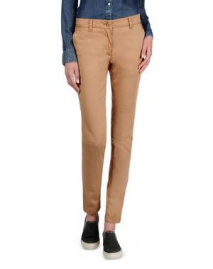 Повседневные брюки NAPAPIJRI. Цвет: верблюжий