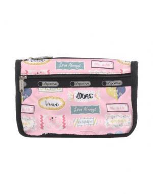 Beauty case LESPORTSAC. Цвет: розовый
