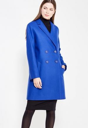 Пальто EMI. Цвет: синий