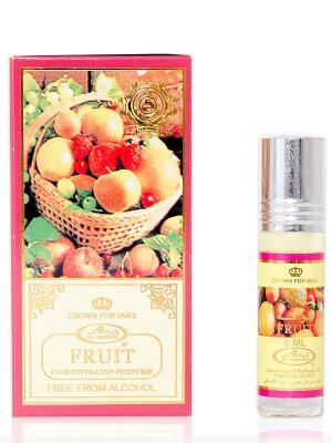 Арабские масляные духи Фрукт (Fruit), 6 мл Al Rehab. Цвет: светло-коралловый, бежевый, горчичный
