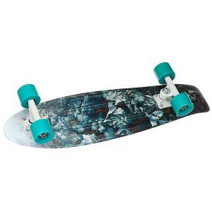 Скейт мини круизер  Nickel 27 Ltd Mountain High 7.5 x (68.6 см) Penny. Цвет: мультиколор