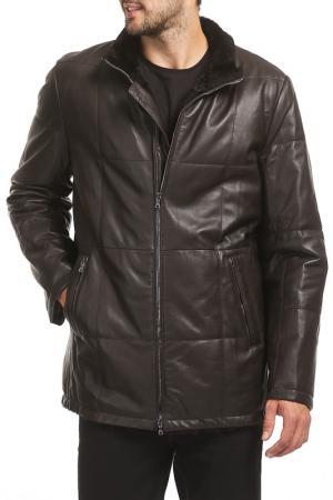 Куртка Christ. Цвет: коричневый