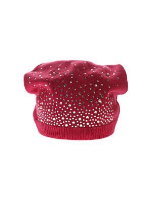 Шапка Biribimbi. Цвет: розовый