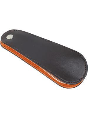 Рожок для обуви в чехле Дерево Счастья. Цвет: черный, оранжевый, серебристый