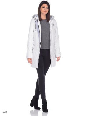 Куртка MIKAELA Maritta. Цвет: молочный