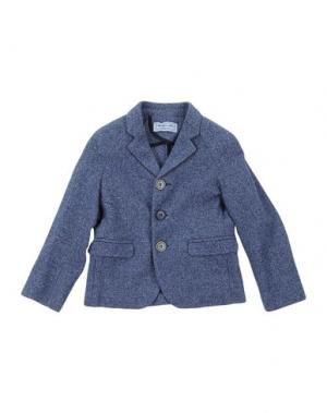 Пиджак MIMISOL. Цвет: грифельно-синий
