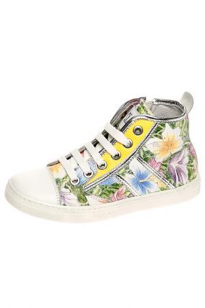 Ботинки CIAO. Цвет: мульти