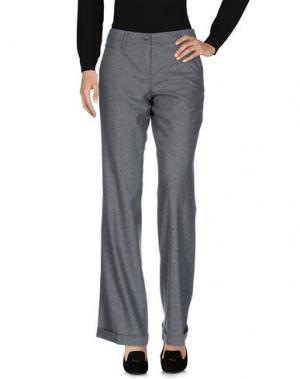 Повседневные брюки COAST WEBER & AHAUS. Цвет: свинцово-серый