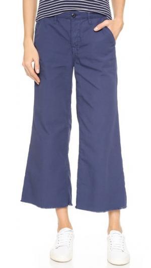 Юбка-брюки NSF. Цвет: azulon