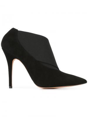 Туфли-лодочки Elle Jean-Michel Cazabat. Цвет: чёрный