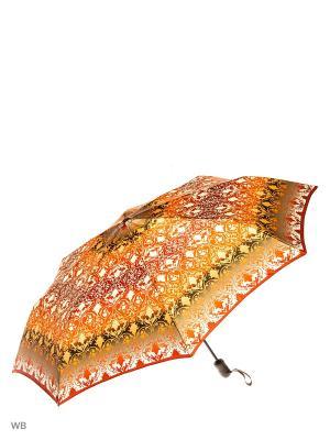 Зонт Doppler. Цвет: рыжий