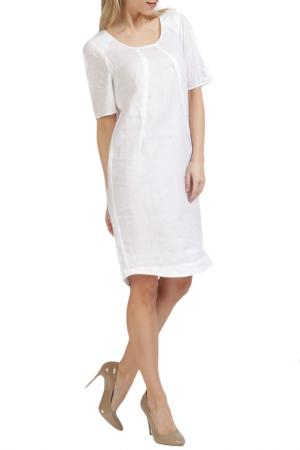 Платье Riani. Цвет: белый