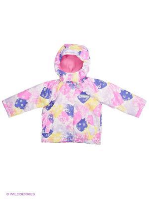 Ветровка Baby Club. Цвет: розовый, желтый, синий
