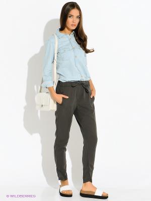 Джинсы American Outfitters. Цвет: антрацитовый