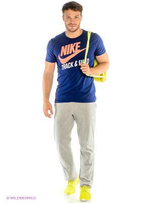 Брюки CRUSADER OH PANT 2 Nike. Цвет: серый меланж