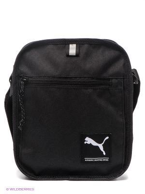 Сумка Academy Portable Puma. Цвет: черный