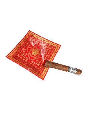 Пепельница Gift'n'Home. Цвет: золотистый, красный
