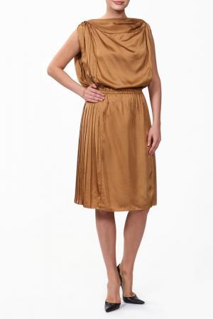 Платье Vionnet. Цвет: золотой