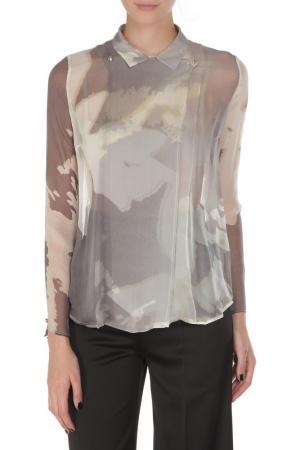 Блуза Costume National. Цвет: 930 серый