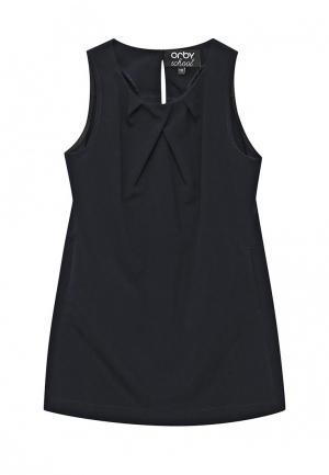 Платье Orby. Цвет: синий
